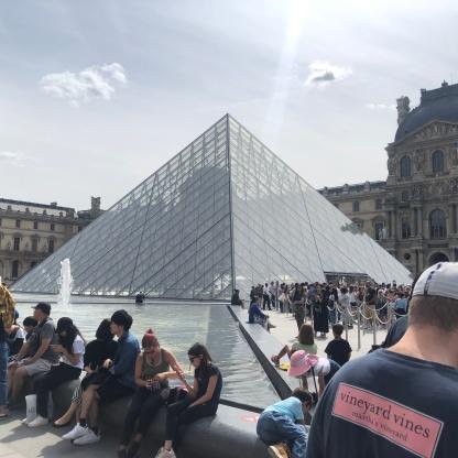 Pei's pyramid