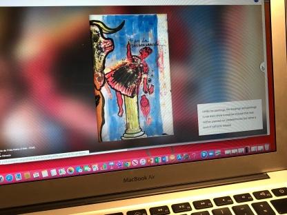 Frida Khalo's diary available via Google Arts & Culture